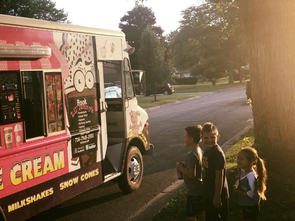 Lil Jenny's Ice Cream